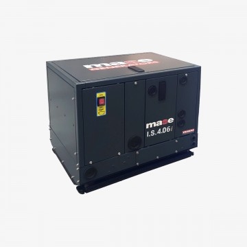 IS 4.06i - 60 Hz - 3000 RPM