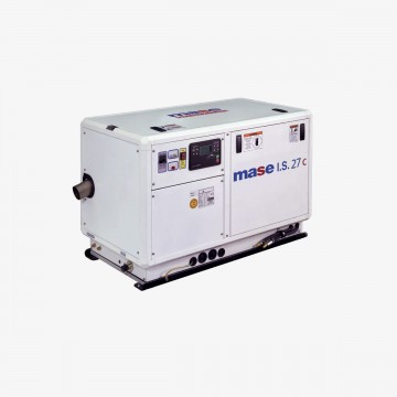 IS 27 K - 50 Hz - 1500 RPM
