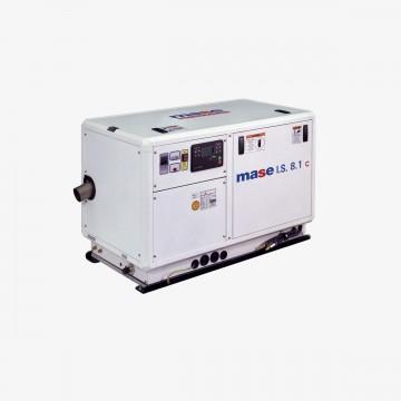 IS 8.1 - 60 Hz - 1800 RPM